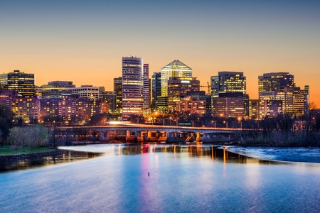 Stock photo of Arlington, Virginia